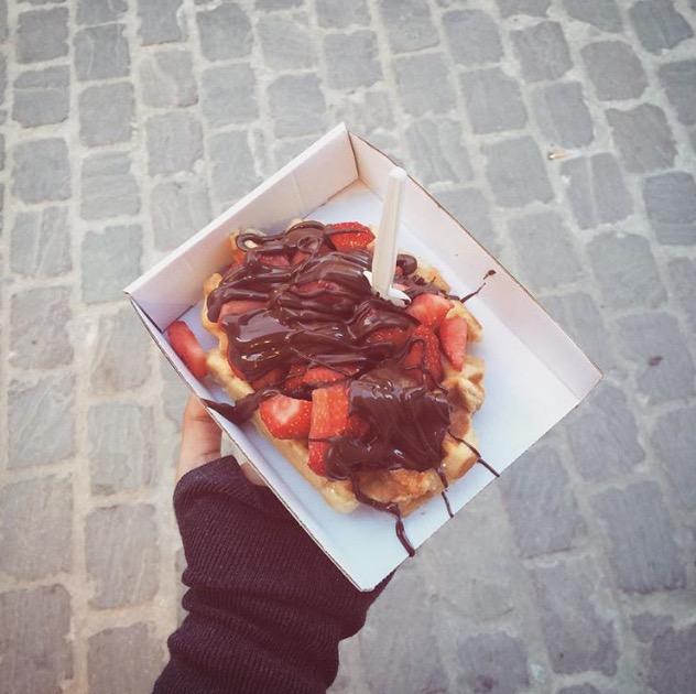 Oyya waffle